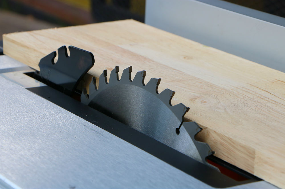 A Brief Primer on Table Saws