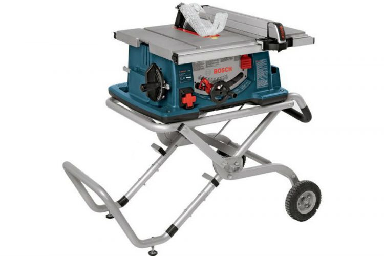 Bosch 4100-09 10-Inch Worksite Table Saw with Gravity-Rise Stand Review
