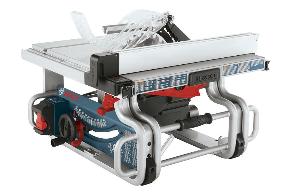 Bosch GTS1031 10-Inch Portable Jobsite Table Saw Review