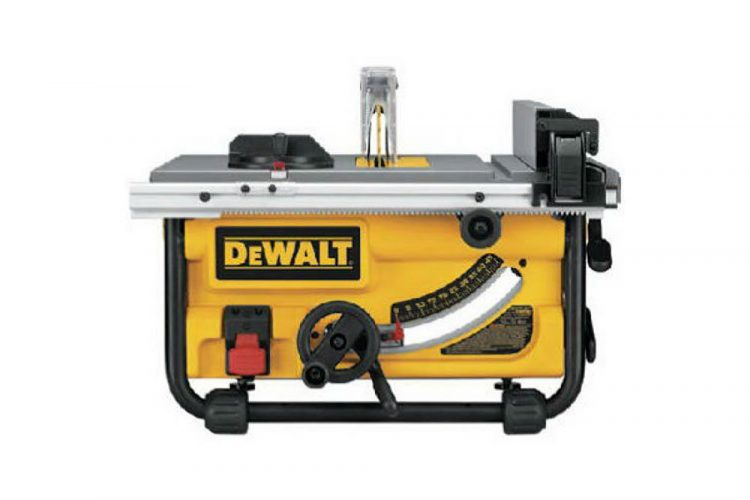 Dewalt Compact Table Saw Review